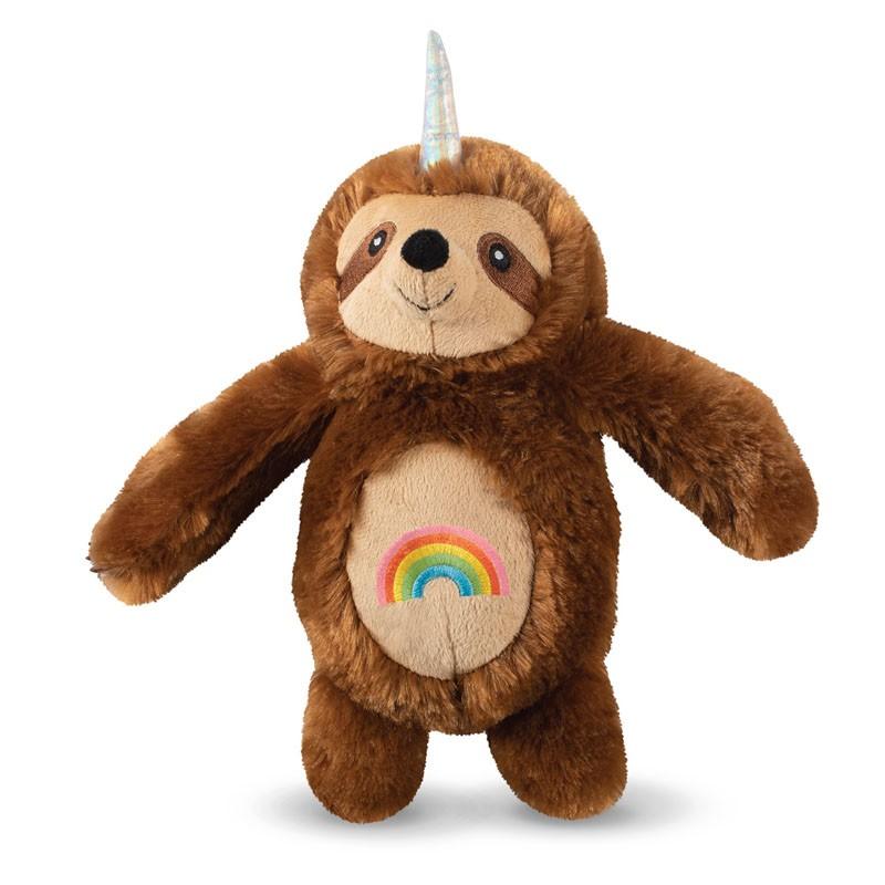 PetShop by Fringe Studio - Rainbow Slothicorn | Wholesale Dog Toys