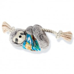 PetShop by Fringe Studio - Slown' down for summer Sloth | Wholesale Dog Toys