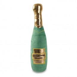 PetShop by Fringe Studio - Champagne bottle L | Wholesale Dog Toys
