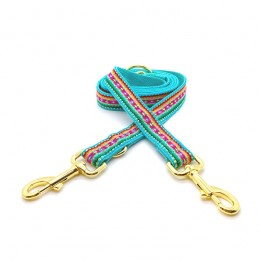 Adjustable dog leash 'Ashram'