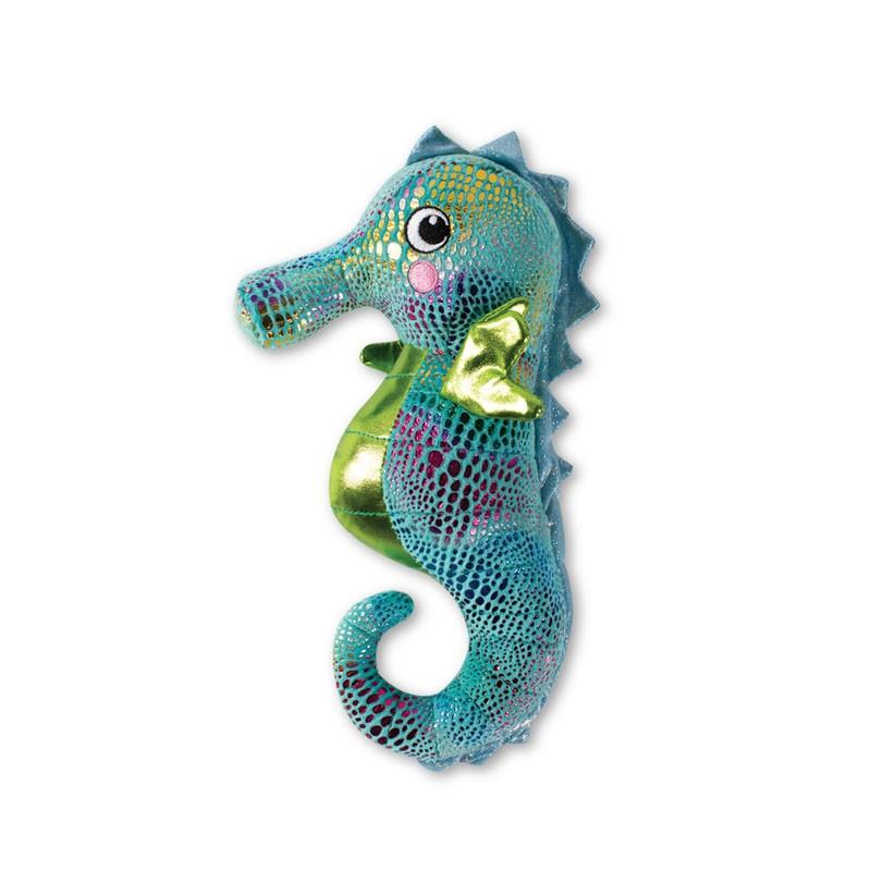 PetShop by Fringe Studio - Shelly the Seahorse   Wholesale Dog Toys