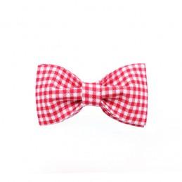 4x Dog collar bowtie 'Sieb'...