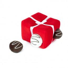 Zippy Burrow - Box of Chocolates   ZippyPaws hondenspeelgoed groothandel