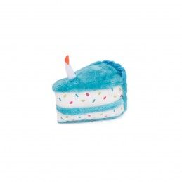 Birthday Cake - Blue   ZippyPaws Dog Toys Wholesale