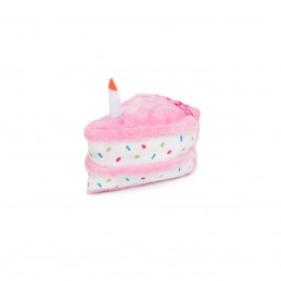 Birthday Cake - Pink   ZippyPaws Dog Toys Wholesale