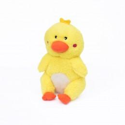 Cheeky Chumz - Duck   ZippyPaws Dog Toys Wholesale