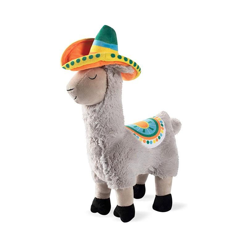 PetShop by Fringe Studio - Llama partytime   Wholesale Dog Toys