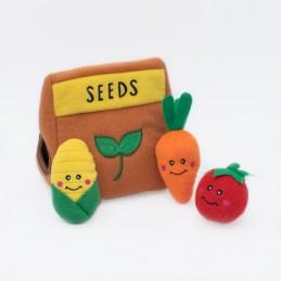 Zippy Burrow - Seed Packet