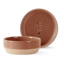 Fringe - Woof Stoneware...